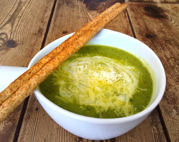 Courgette soepje
